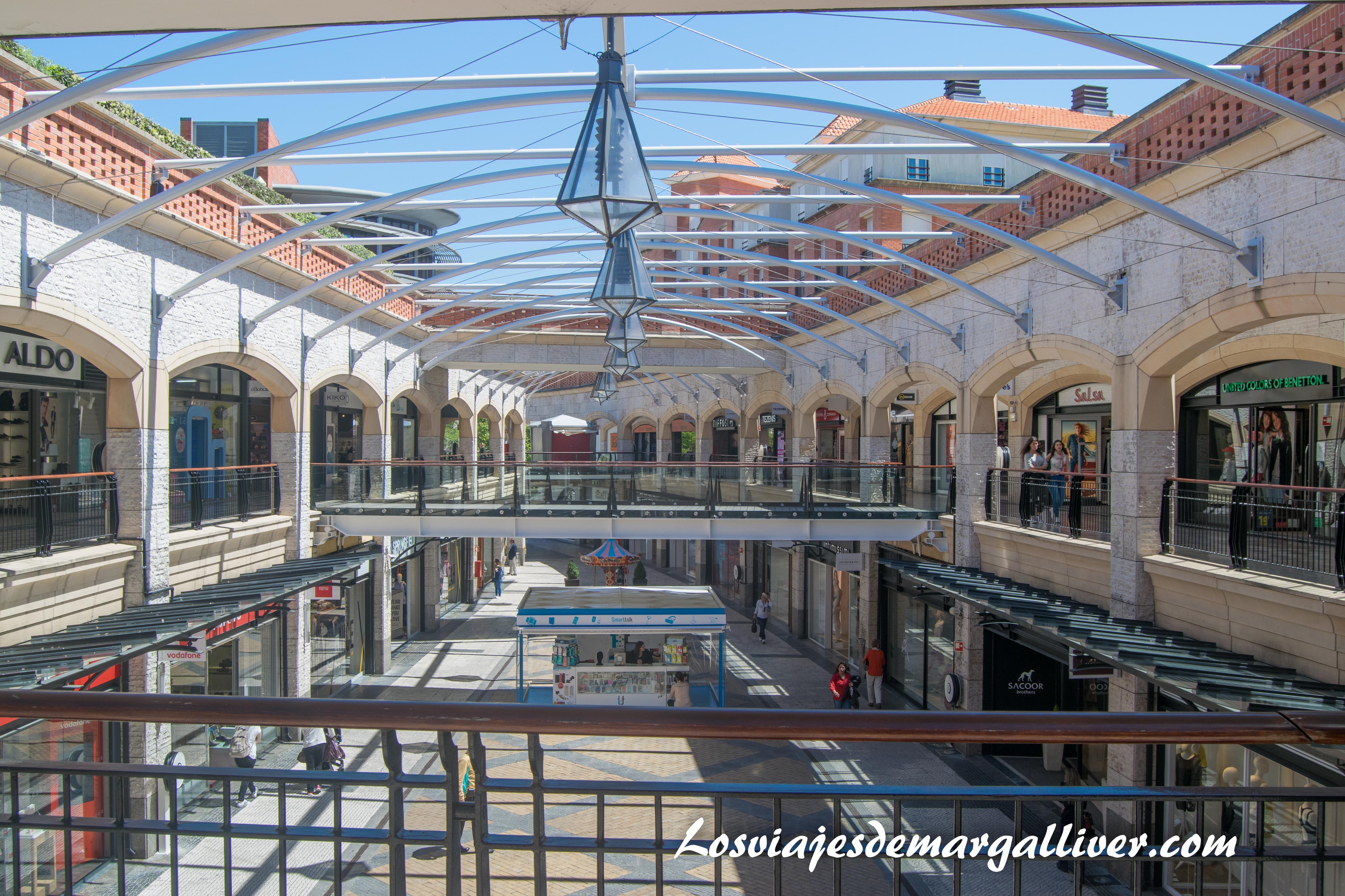 Centro comercial Forum Aveiro - Los viajes de Margalliver